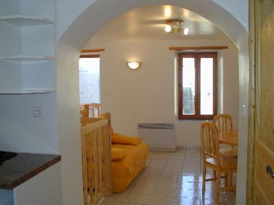House - 3 rooms - 7 persons, House of character any comfort at the top Verdon, mountainous site of the Alps