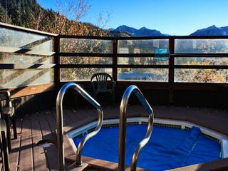 June Lake condo photo - Another Jacuzzi on the Property at The Heidelberg Inn