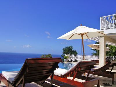 Bananaquit House - 7 bed luxury Piton View -  Direct from Owner.
