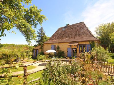 Dordogne valley,very quiet place ,house ****,private pool,july august 2000€ week