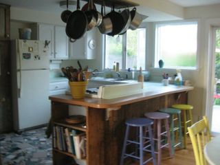 Monhegan Island house photo - kitchen