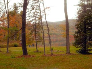 Plymouth cottage photo - .Autumn at Loon Lake