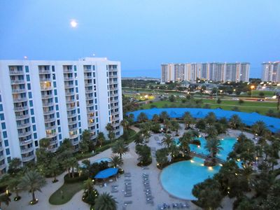 Palms of Destin condo rental