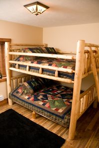 Queen bunks