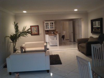 North Miami house rental - Family room