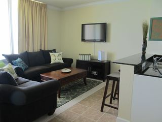 Tidewater Beach Resort condo photo - Living Room