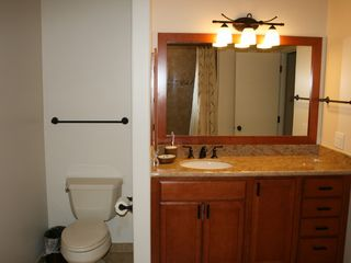 Kaanapali condo photo - Custom vanity in master bath