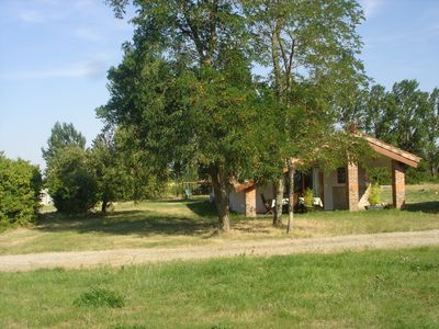 Supporters of the EURO 2016, 35 min from TOULOUSE, THE LITTLE HOUSE awaits