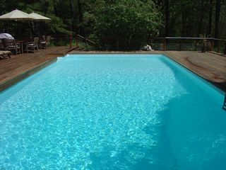 East Hampton house photo - Go ahead - dive in!!