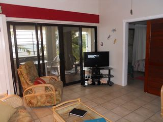 St. Croix condo photo - Living Room with new furniture 2011