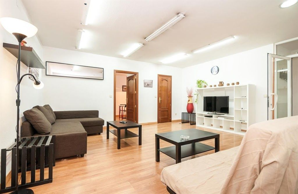 in Madrid with Air conditioning, Washing machine () - Madrid - appartement