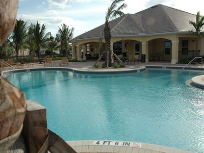 North Naples house rental - Pool 1