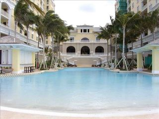 Montego Bay apartment photo - Pool and Club House
