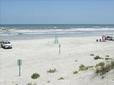 Gorgeous New Smyrna Beach....only steps away