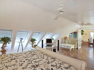 Key West condo photo - Flat Screen TV & Home Theater System ... Lots of Windows