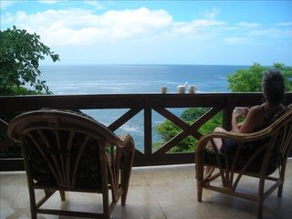 Bahia Gigante villa photo - Start your mornings off right