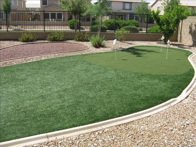 San Tan Valley house rental - Putting Green
