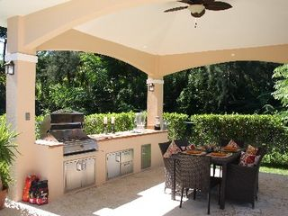 Rincon house photo - New pool side Outdoor Kitchen