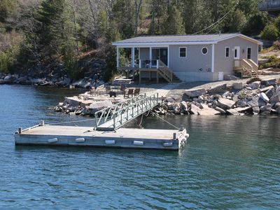 Oceanfront Cottage on  Somes Sound