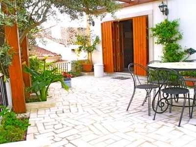 Ferreira do Zezere house rental - Private terrace