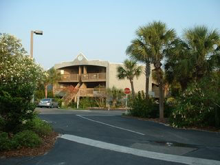 St. Augustine Beach condo photo - Condo building - H 102