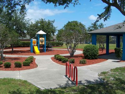 Kiddie Playground and Pavilion