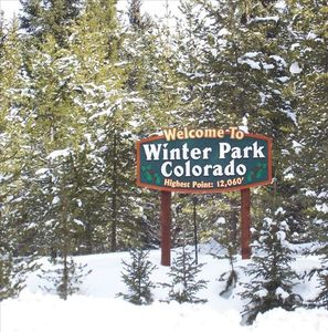 Winter Park is one the best ski resorts in Colorado and the United States!