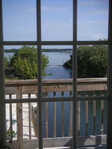Big Pine Key house rental - Window views