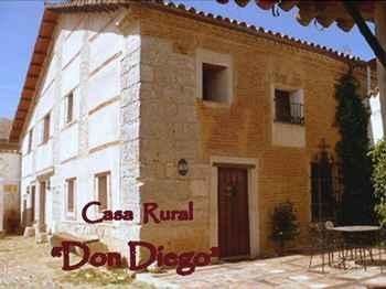 DON DIEGO located in Casasola de Arión, in the province Valladolid.