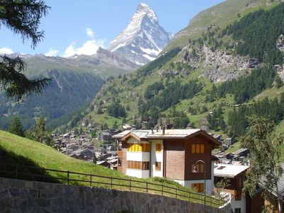 Superior apartment- Zermatt, direct access, great views, quiet area, fast WiFi