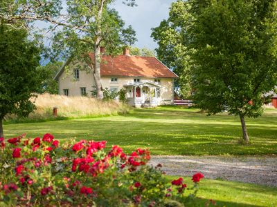 Holiday on a listed property at Helgasjön in Småland - Guesthouse 2535804