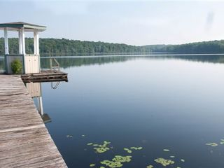 Bushkill house photo - Lake close by
