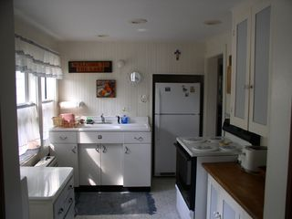 Sister Lakes cottage photo - Kitchen
