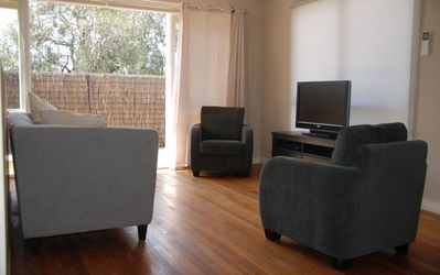 Beaumaris apartment rental - Lounge