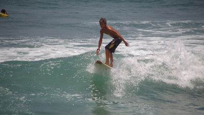 Fun at Sayulita - a beautiful surfing town with lots to do or just relax.