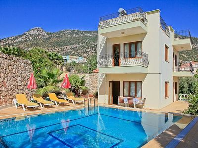 Kalkan villa rental - 3 Bedrooms, 3 Bathrooms, Sleeps 6+