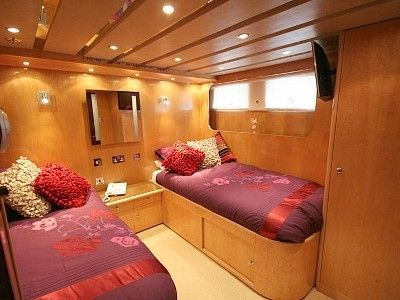 Experience Pure Luxury on This Amazing Yacht from £150 per person!