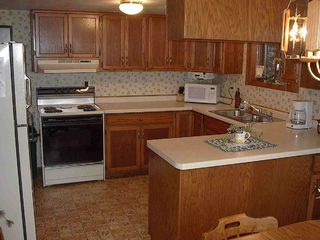 Waupaca house photo - Kitchen 1