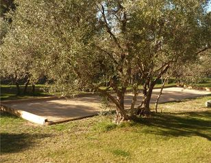 Aix-En-Provence house photo - The terrain de boules for you to enjoy with a good local rosé!