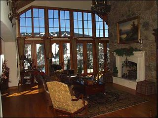 Vail house photo - Magnificent Views of Vail Mountain from the Large Great Room