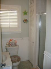 Wells house photo - Bathroom with stall shower