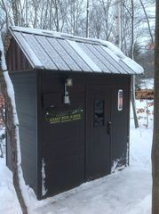 Mackinaw City cabin photo - Sauna