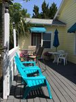 Clearwater Beach Cottage  Best Location 1 Bed 1 Ba Gulf View Tropical Paradise!