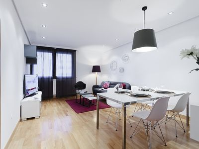 Charming and modern apartment very well located in the Salamanca district