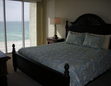 New Master Bedroom - Elegance at the Beach!