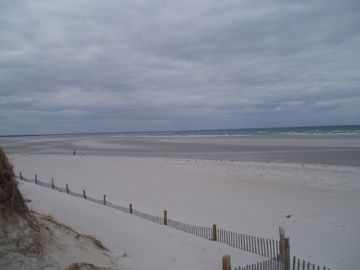 Dennis Village house rental - Beautiful Mayflower Beach easy 5 minute walk