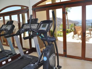 Playa Hermosa villa photo - Exercise Room