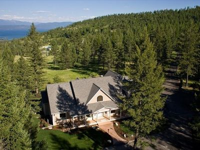 Eagle View, on 15 acres, a destination offering peace, privacy and loads of room