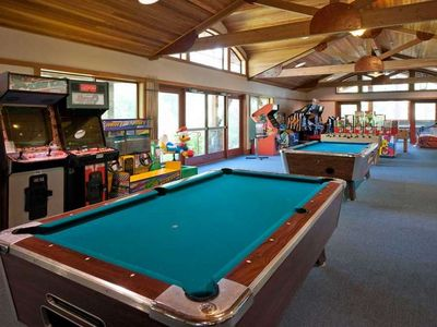 Game Room Recreation Center