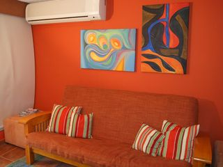 Cabo Rojo apartment photo - Sofa futon.